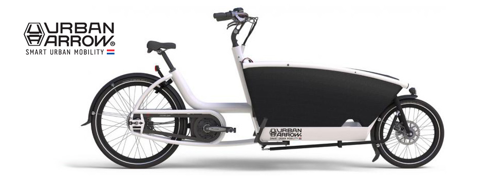 Urban Arrow family elektrisk elcykel